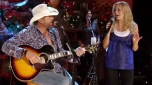 Toby keith Songs | Toby Keith and Jewel - Go Tell It On the Mountain (Live) | Country Music Videos