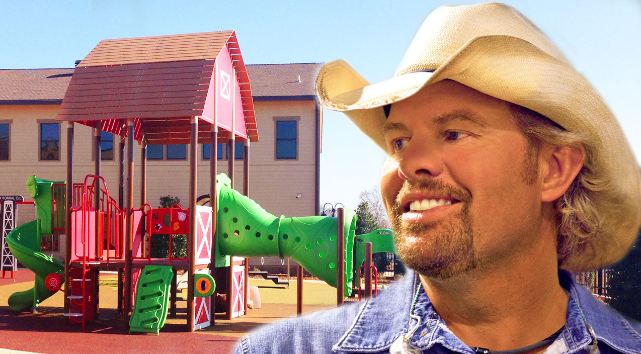 Toby keith Songs | The Toby Keith Foundation Creates Oasis For Families In Need (VIDEO) | Country Music Videos