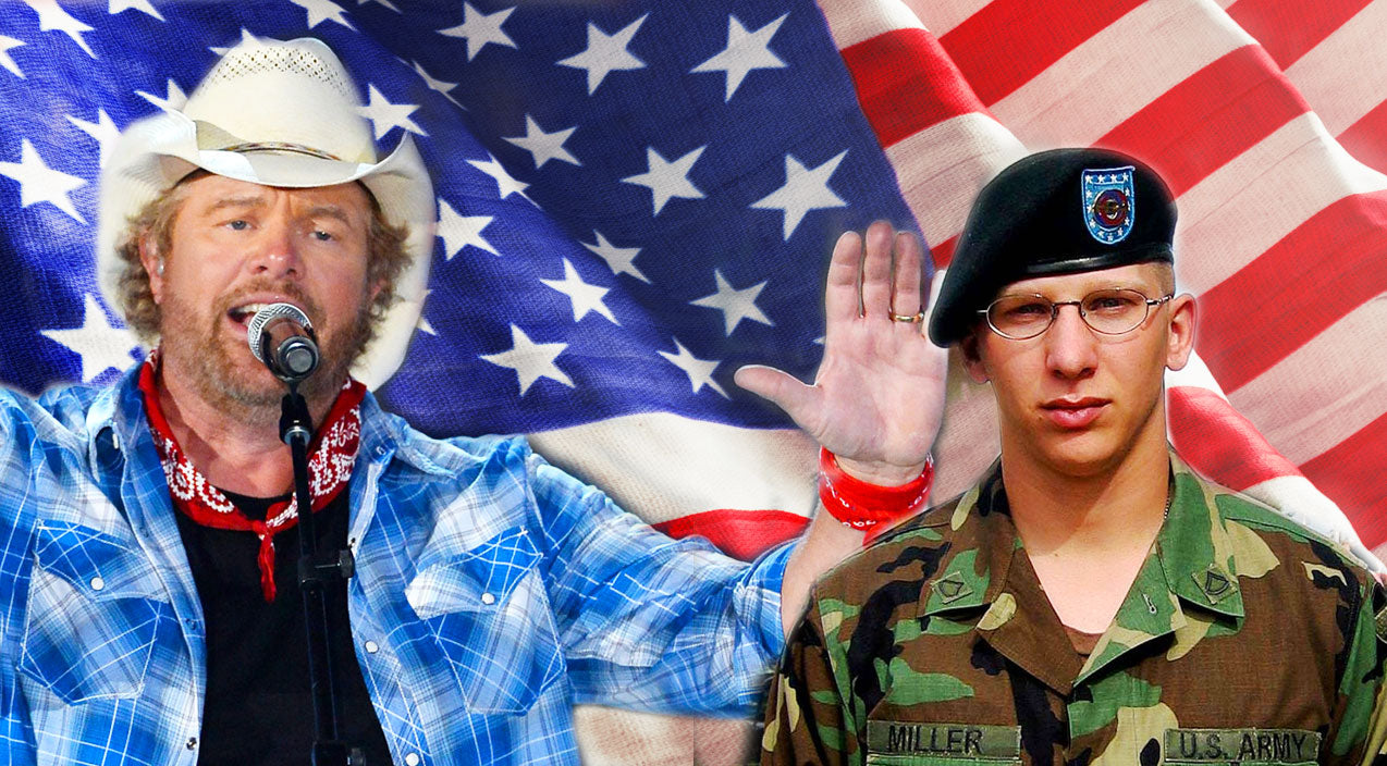 Toby keith Songs | Toby Keith Surprises Prisoner Of War Hero, Patrick Miller With