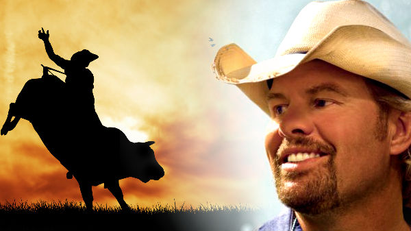 Toby keith Songs | Toby Keith - Big Bull Rider | Country Music Videos