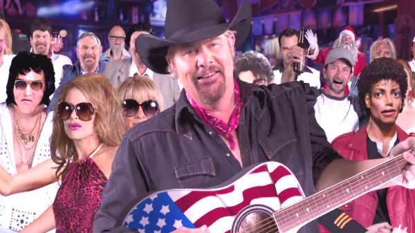 Toby keith Songs | Toby Keith - Drunk Americans (WATCH) | Country Music Videos