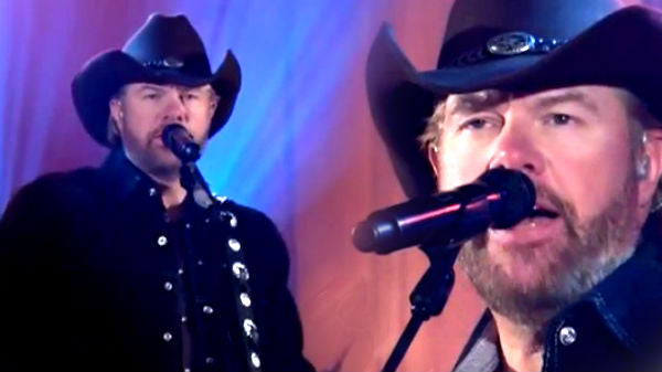Toby keith Songs | Toby Keith - Hope On The Rocks (Live - Craig Ferguson Show) | Country Music Videos