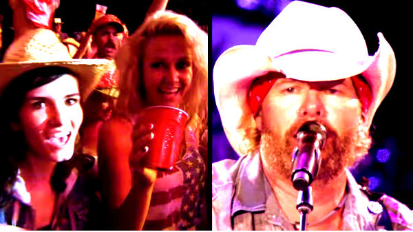 Toby keith Songs | Toby Keith - I Like Girls That Drink Beer (VIDEO) | Country Music Videos