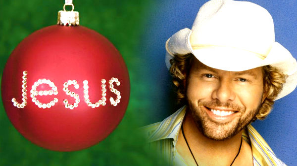 Toby keith Songs | Toby Keith - Jesus Gets Jealous Of Santa Claus | Country Music Videos
