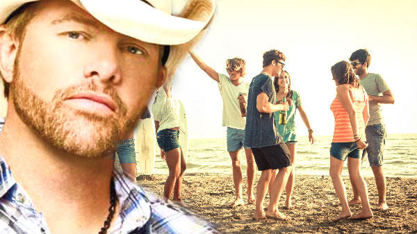 Toby keith Songs | Toby Keith - Nights I Can't Remember, Friends I'll Never Forget | Country Music Videos