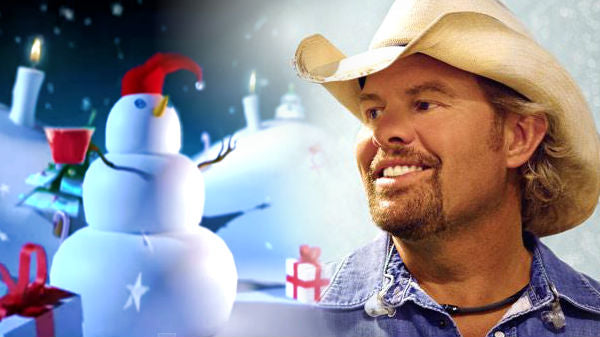 Toby keith Songs | Toby Keith Gets Us In The Christmas Spirit With A Holiday Version Of 'Red Solo Cup' | Country Music Videos