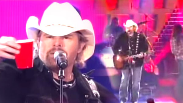 Toby keith Songs | Toby Keith - Red Solo Cup  (Live - ACA Performance) (VIDEO) | Country Music Videos