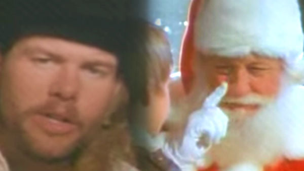 Toby keith Songs | Toby Keith - Santa I'm Right Here (VIDEO) | Country Music Videos