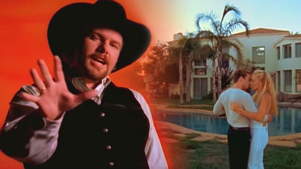 Toby keith Songs | Toby Keith - You Shouldn't Kiss Me Like This | Country Music Videos