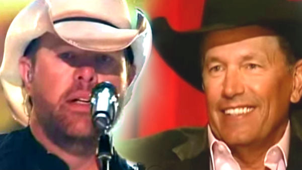 Toby keith Songs | Toby Keith Sings George Strait's 'Unwound' (Live - George Strait - ACM Artist of the Decade All Star Concert) (WATCH) | Country Music Videos