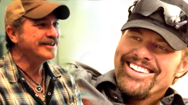 Toby keith Songs | Toby Keith Talks To Kix Brooks About His Priorities and His Daughter Following In His Footsteps (VIDEO) | Country Music Videos