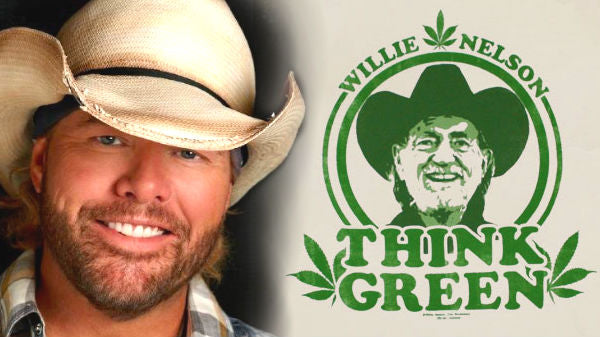 Toby keith Songs | Toby Keith Tells The True Story Behind 'Weed With Willie' (VIDEO) | Country Music Videos