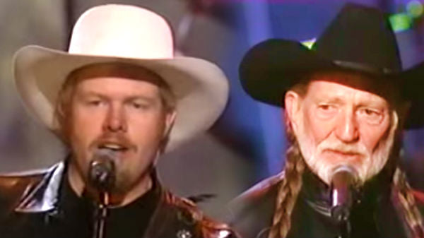 Willie nelson Songs | Toby Keith and Willie Nelson - Beer For My Horses (Live CMA Performance) | Country Music Videos