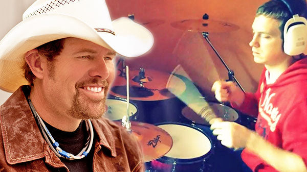 Toby keith Songs | Toby Keith - As Good As I Once Was (Drum Cover) (WATCH) | Country Music Videos