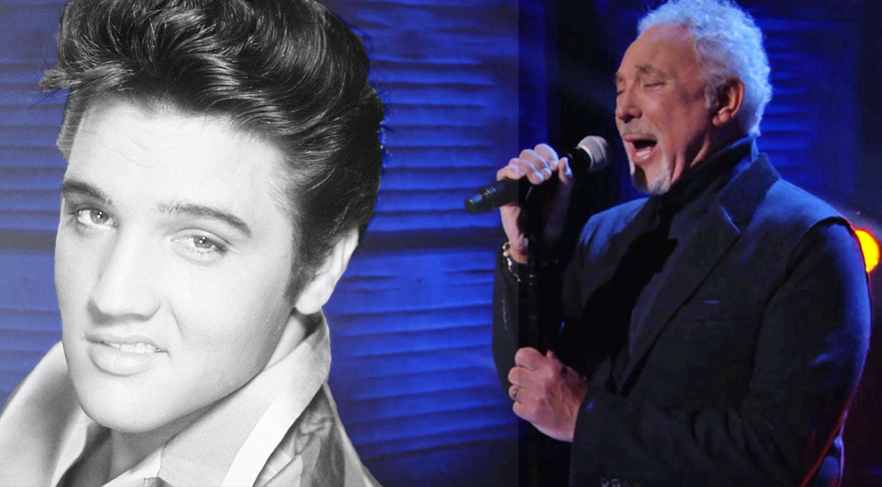 Tom jones Songs | Tom Jones Remembers Elvis With Heart-Wrenching Tribute Performance | Country Music Videos
