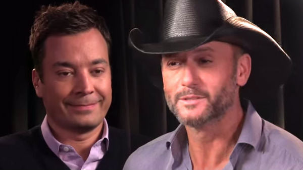 Tim mcgraw Songs | Tonight Show Inside Look: Tim McGraw (VIDEO) | Country Music Videos