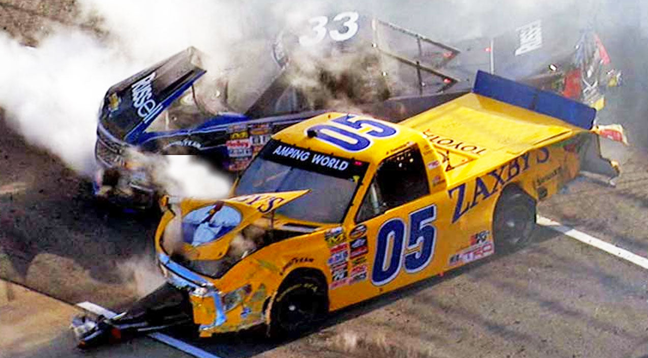 Nascar Songs | 2nd NASCAR Driver Yanked From Race For Injury | Country Music Videos