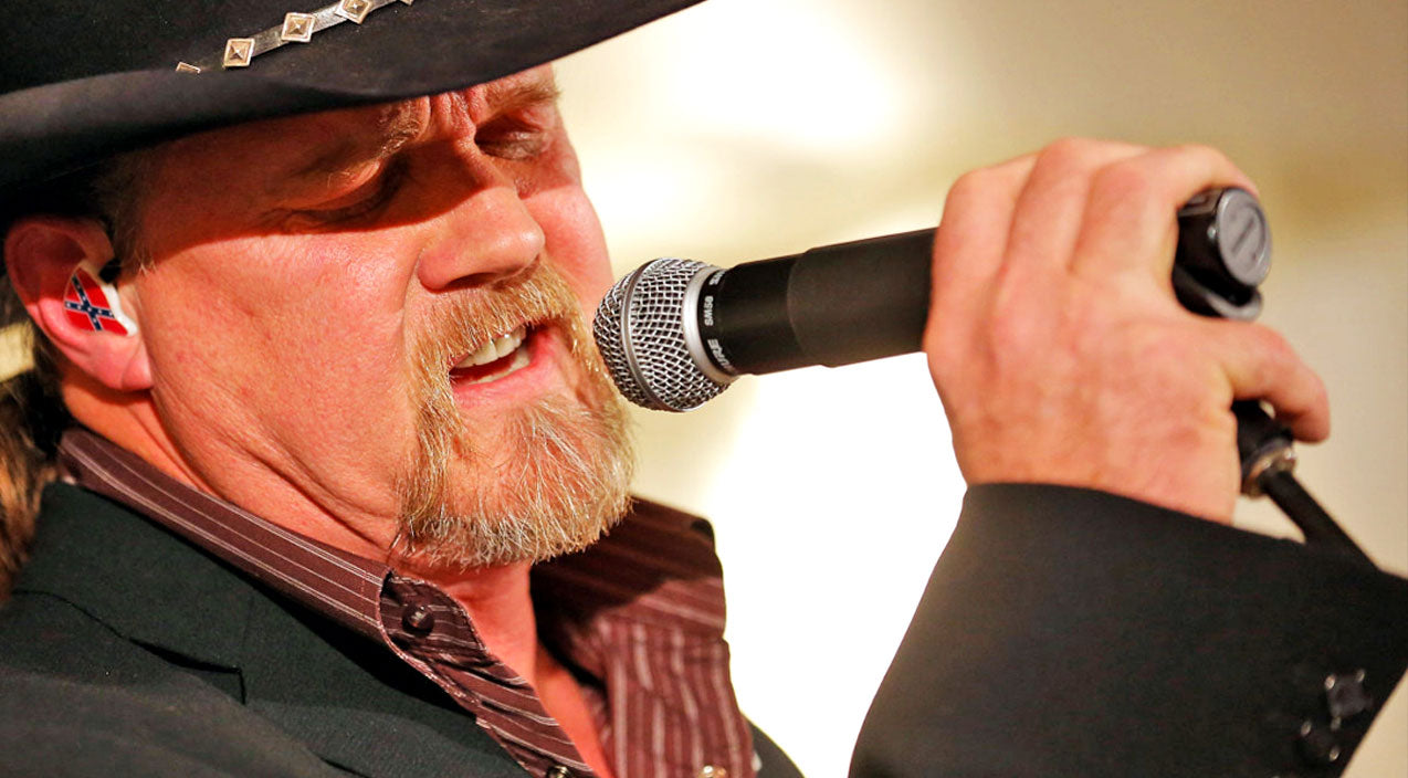 Trace adkins Songs | Trace Adkins Bridges The Gap Between Jesus And George Jones In Newest Single | Country Music Videos