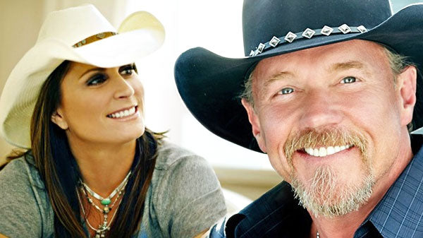 Trace adkins Songs   Trace Akins and Terri Clark - After The Fire Is Gone (VIDEO)   Country Music Videos