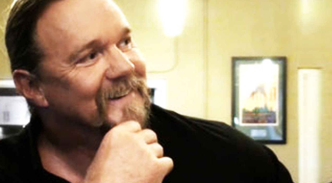 Trace adkins Songs | Trace Reveals How 'Days Like This' Came Straight From God | Country Music Videos