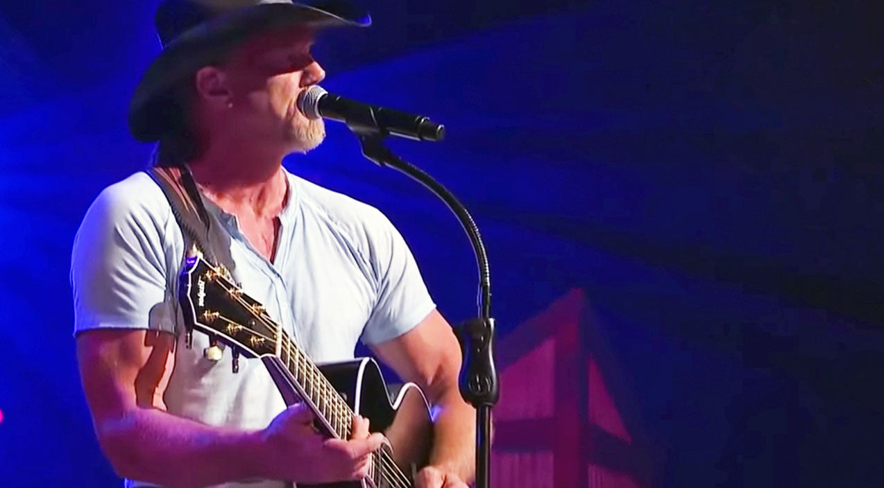 Trace adkins Songs | Trace Adkins' Emotional Opry Performance Of 'You're Gonna Miss This' Will Leave You In Tears | Country Music Videos