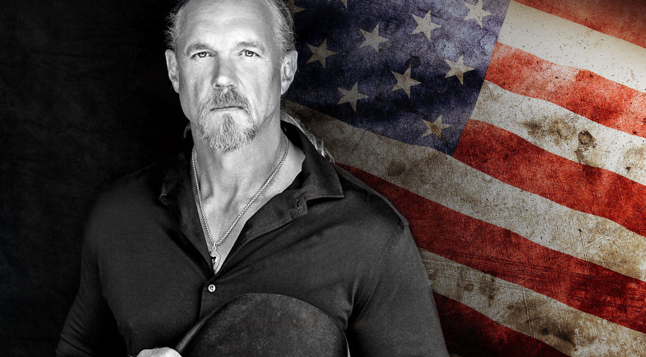 Trace adkins Songs | Trace Adkins' Powerful Anthem To Veterans Reminds Us Of His Never-Ending Support | Country Music Videos