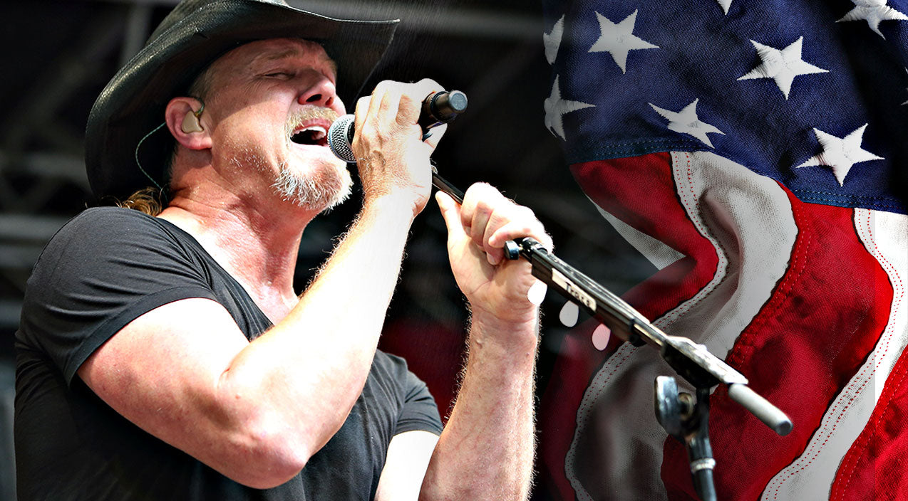 Trace adkins Songs | Trace Adkins Tips His Hat To All Who've Served With Patriotic Single, 'Still A Soldier' | Country Music Videos