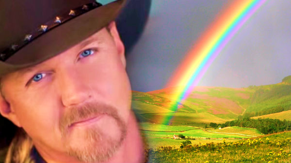 Trace adkins Songs | Trace Adkins - Between The Rainbows And The Rain (VIDEO) | Country Music Videos