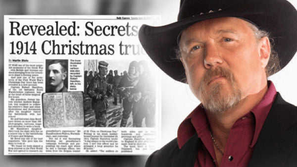 Trace adkins Songs | Trace Adkins - Christmas In The Trenches (VIDEO) | Country Music Videos