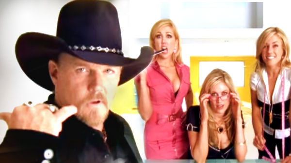 Trace adkins Songs | Trace Adkins - I Got My Game On | Country Music Videos