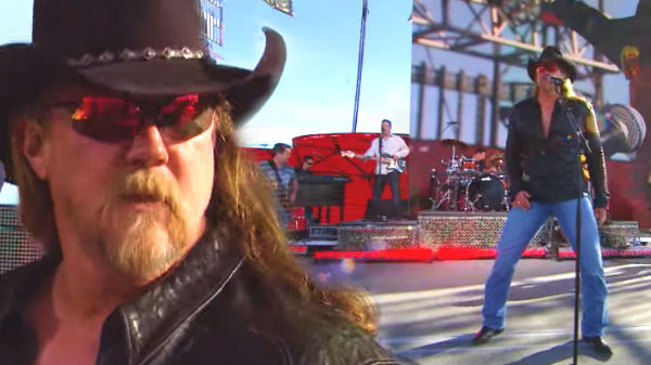 Trace adkins Songs | Trace Adkins - I Got My Game On (Tribute to the Troops Live) (WATCH) | Country Music Videos