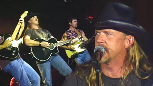 Trace adkins Songs | Trace Adkins - I Left Something Turned On (2007 Live) (VIDEO) | Country Music Videos
