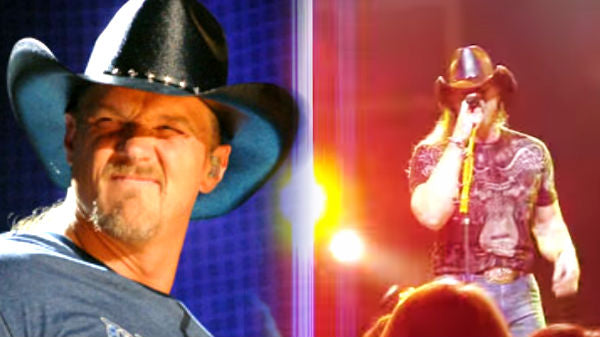 Trace adkins Songs | Trace Adkins - I Left Something Turned On At Home (Live) (WATCH) | Country Music Videos