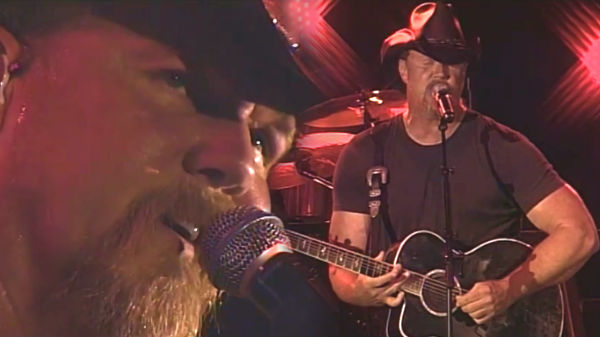 Trace adkins Songs | Trace Adkins - Marry For Money (2011 Live) | Country Music Videos