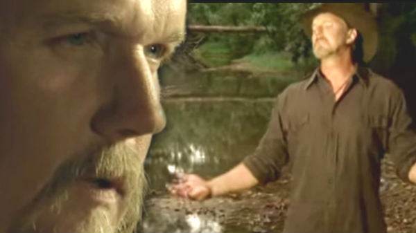 Trace adkins Songs | Trace Adkins - Muddy Water | Country Music Videos
