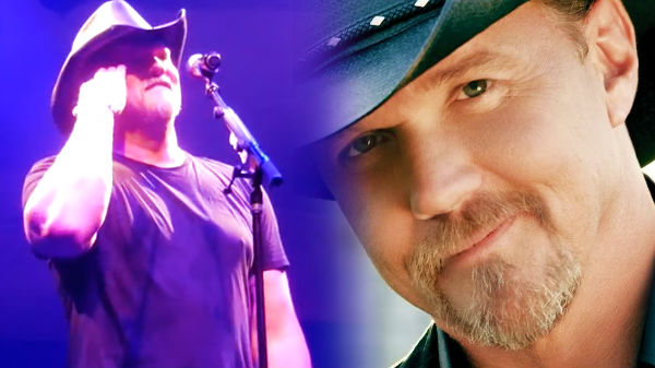 Trace adkins Songs | Trace Adkins - Them Lips (On Mine) (Live) (VIDEO) | Country Music Videos