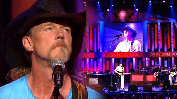 Trace adkins Songs | Trace Adkins - There's A Girl In Texas - Live at the Grand Ole Opry | Country Music Videos