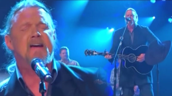 Trace adkins Songs | Trace Adkins - Wayfaring Stranger (WATCH) | Country Music Videos