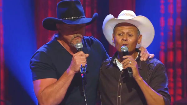 Trace adkins Songs | Trace Adkins And Neal McCoy - Roll On Mississippi (VIDEO) | Country Music Videos