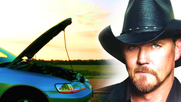 Trace adkins Songs | Trace Adkins – I'd Sure Hate To Break Down Here (VIDEO) | Country Music Videos