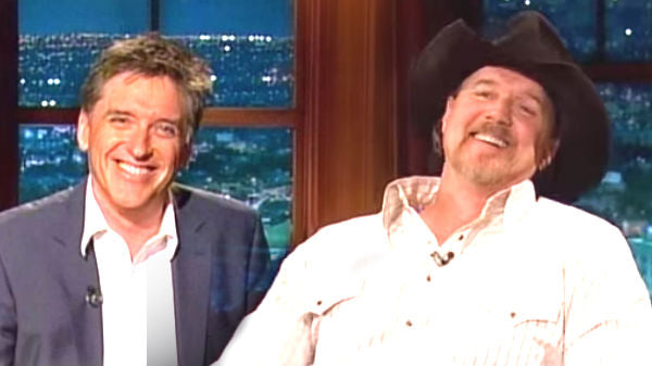 Trace adkins Songs | Trace Adkins Interview On Craig Ferguson 2009 (VIDEO) | Country Music Videos