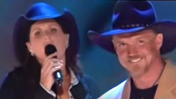 Trace adkins Songs | Trace Adkins and Terri Clark - After The Fire Is Gone (WATCH) | Country Music Videos