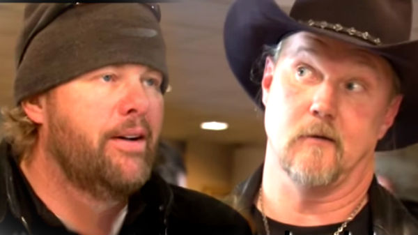 Trace adkins Songs | Trace Adkins and Toby Keith Interview With Crook and Chase (WATCH) | Country Music Videos