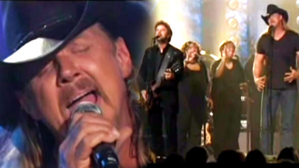 Trace adkins Songs | Trace Adkins and 38 Special - Muddy Water (Live) (WATCH) | Country Music Videos
