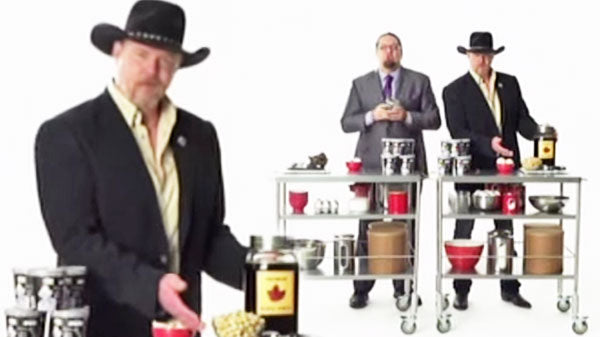 Trace adkins Songs | Trace Adkins and Penn Jillette - Ice Cream Promo (VIDEO) | Country Music Videos