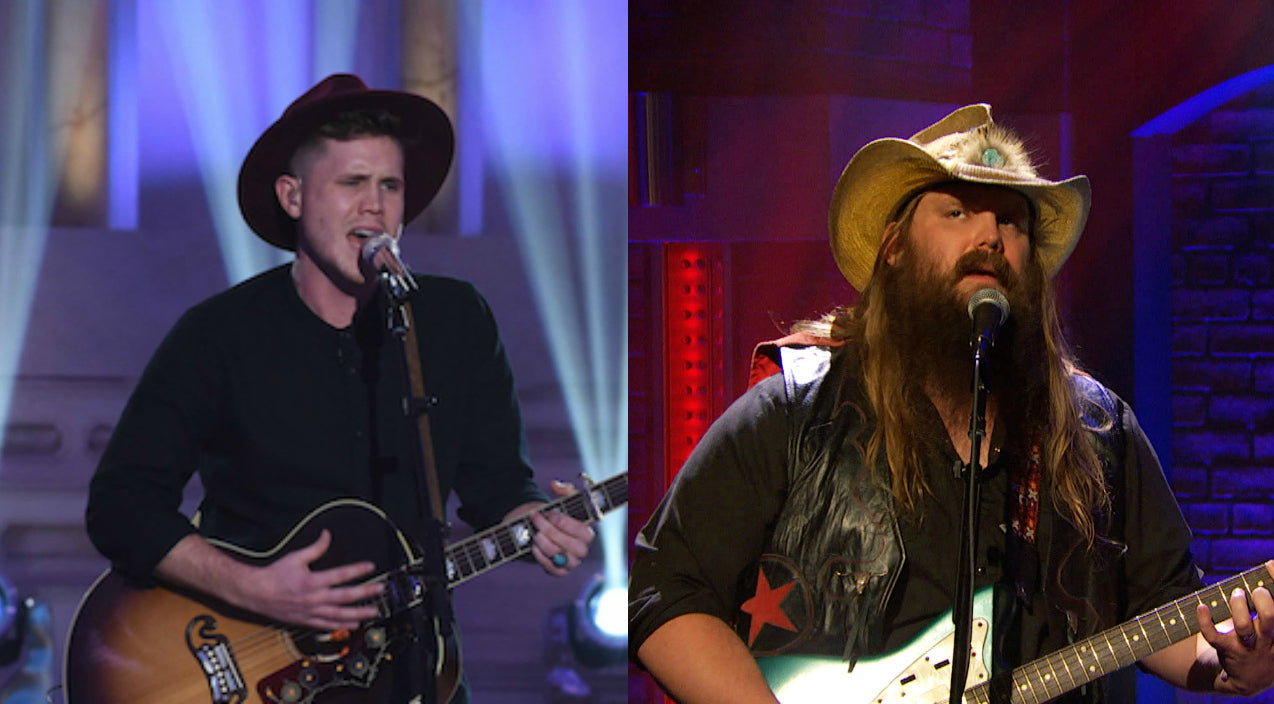 Trent harmon Songs | 'American Idol' Contestant Wows With Chris Stapleton Cover | Country Music Videos
