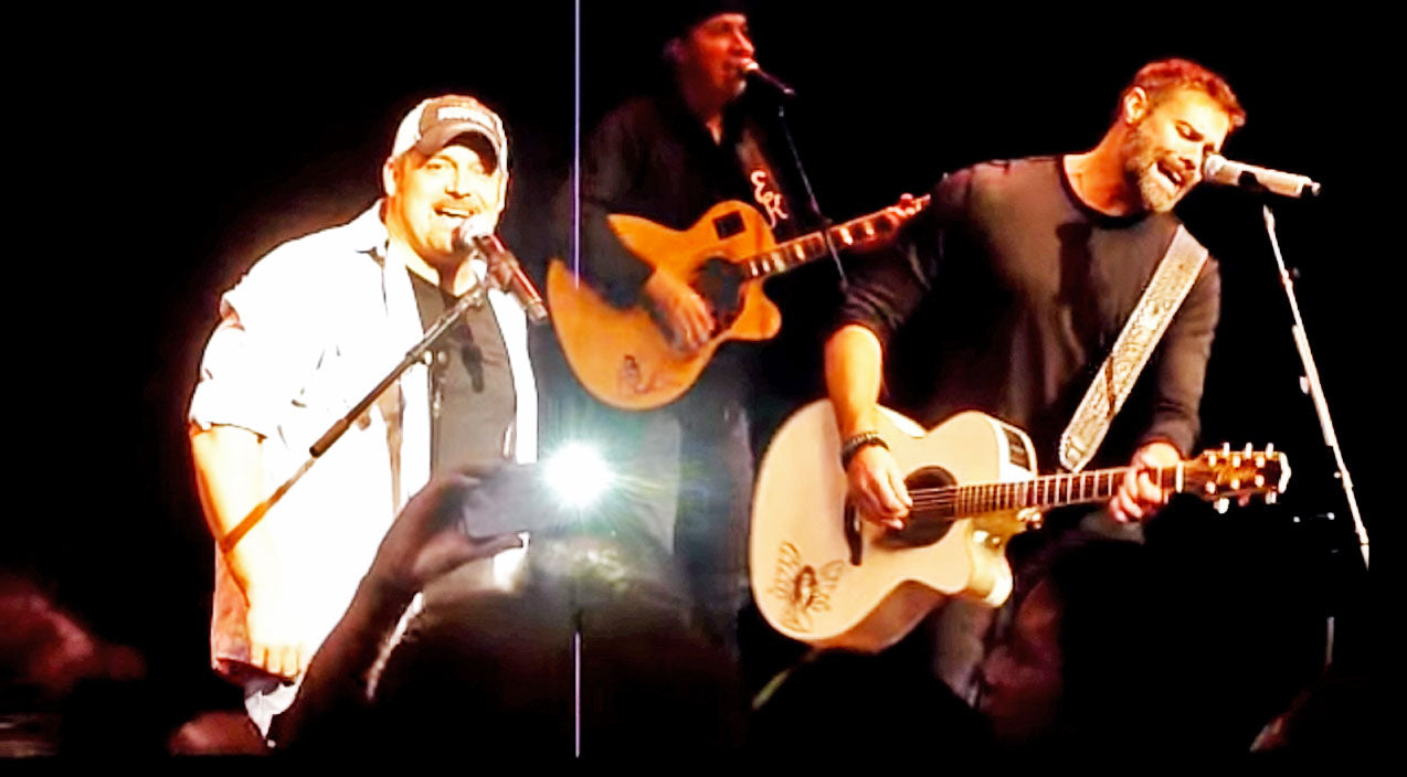 Montgomery gentry Songs | Troy Gentry & Chris Cagle Show Their Roots With Full-Throttle 'Sweet Home Alabama' Cover | Country Music Videos