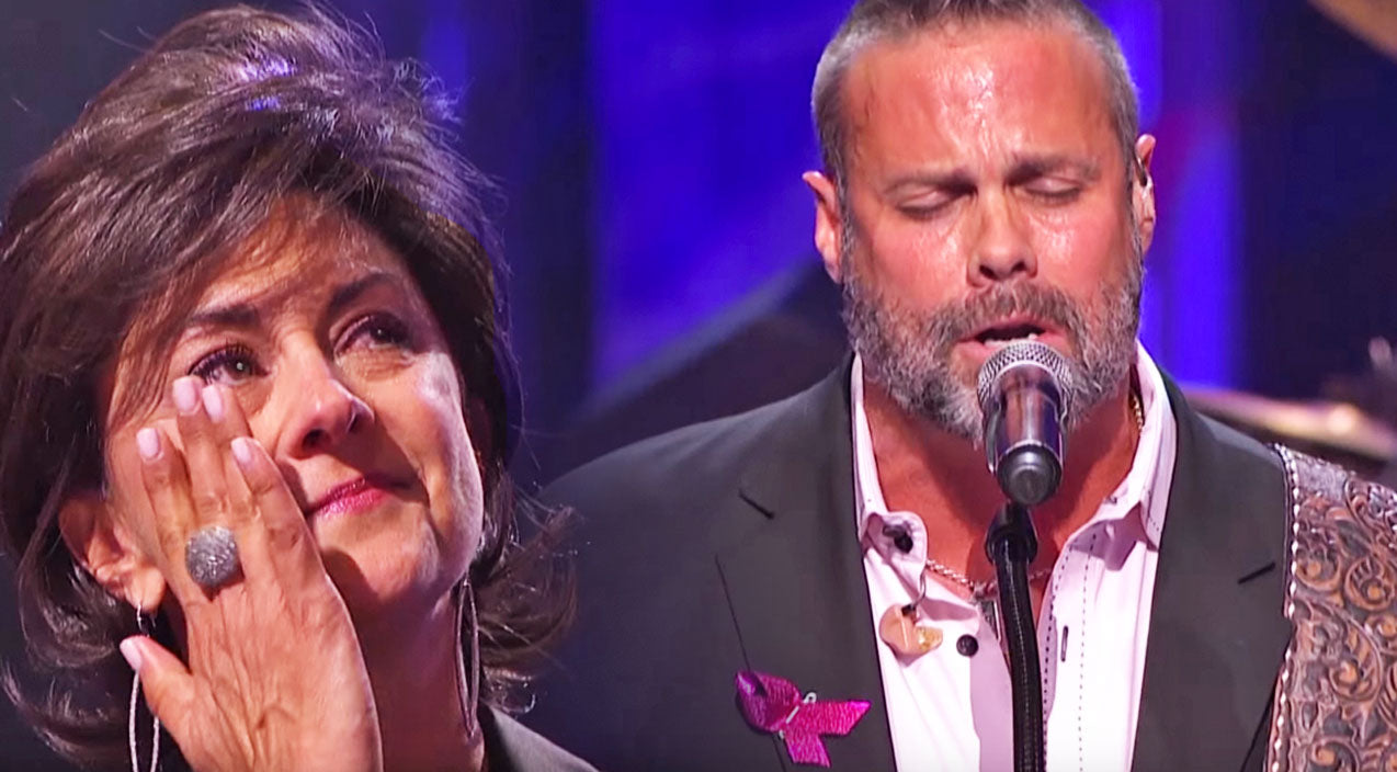 Montgomery gentry Songs | Troy Gentry Leaves Opry In Tears After Emotional Promise To Wife Battling Cancer | Country Music Videos