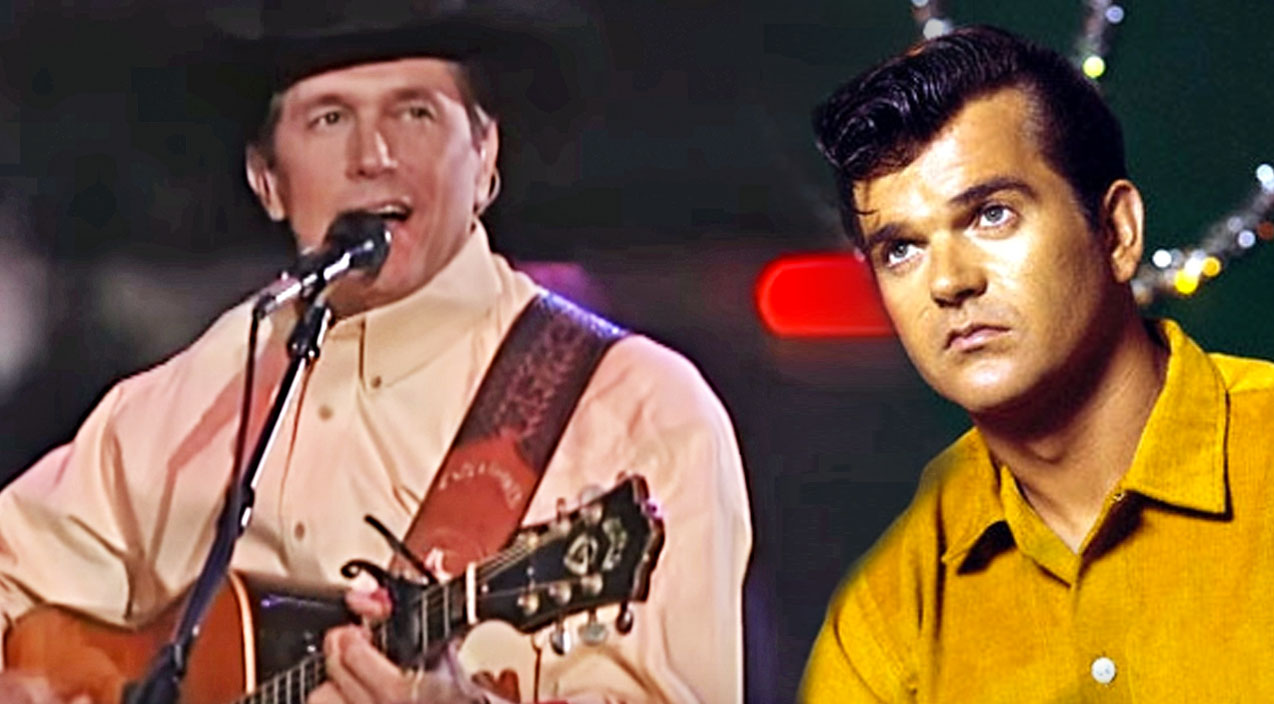 George strait Songs | When You Hear George Strait's Cover Of Conway Twitty, Your Heart Will Melt | Country Music Videos