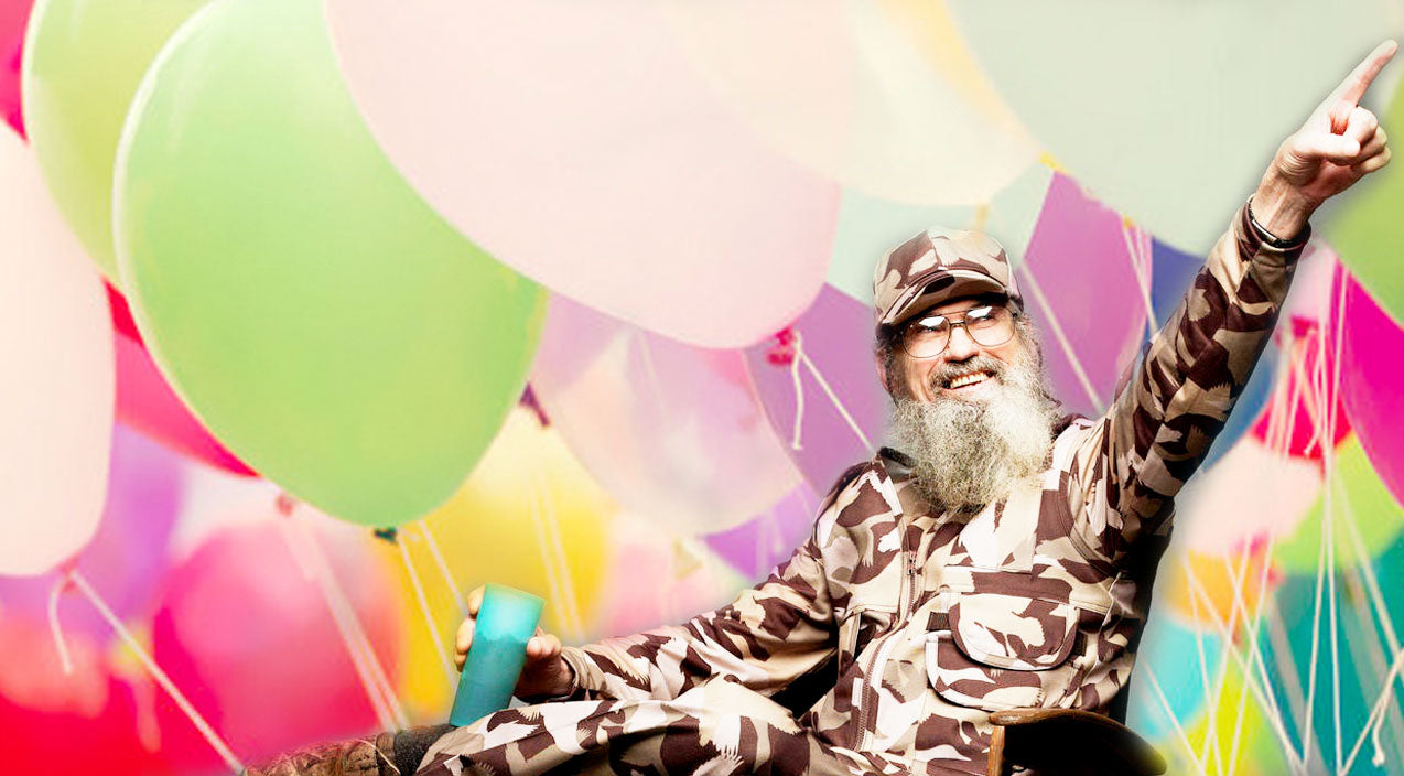 Si robertson Songs | Celebrating